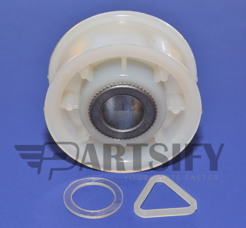 New Ap3094197 Dryer Idler Pulley Roller Kit Fits Maytag
